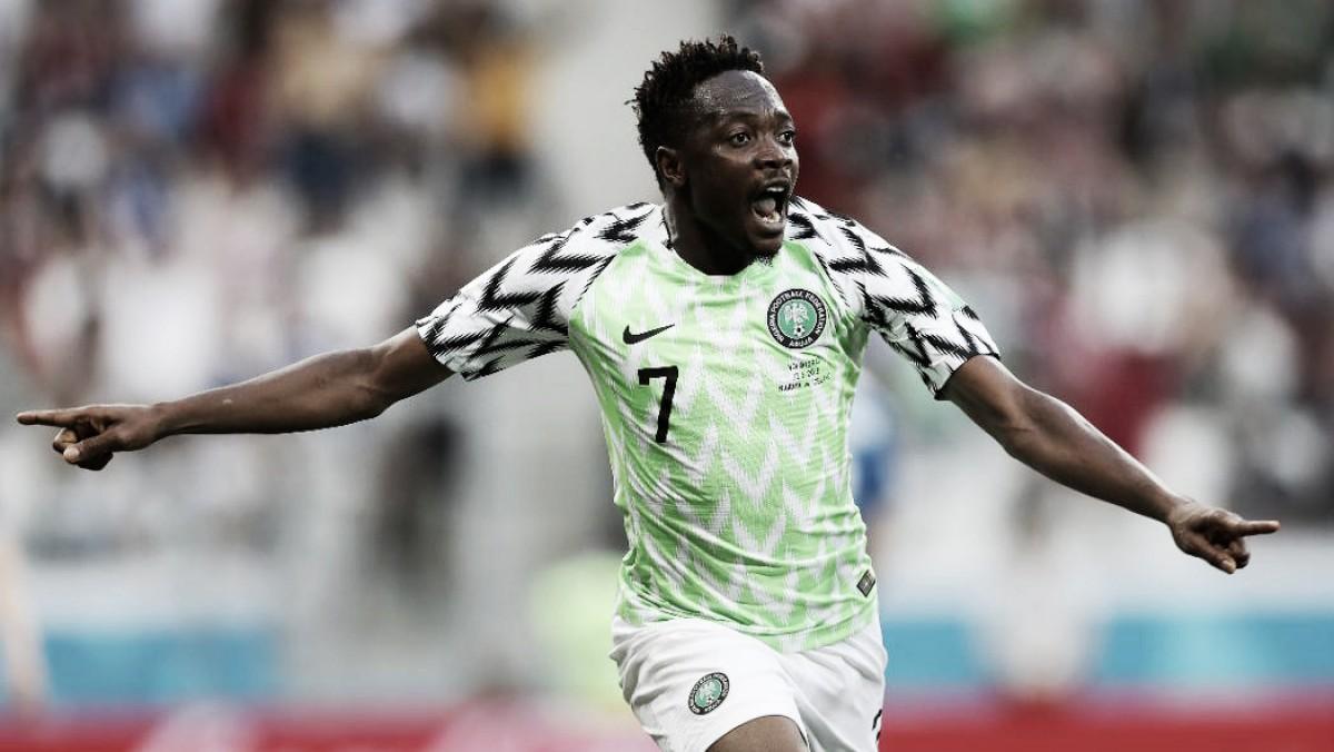 Sem espaço no Leicester City, atacante Musa é vendido ao Al Nassr da Arábia Saudita