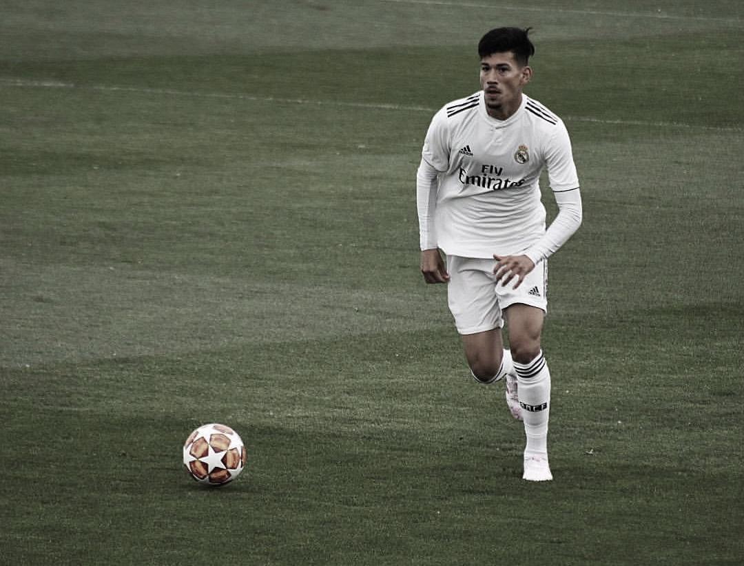 Benjamín Garay se despide del Real Madrid y ficha por Unionistas