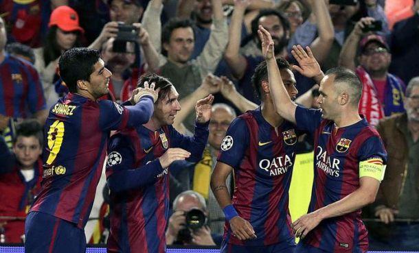 Champions League, un Barca stellare ne rifila tre al Bayern: finale ad un passo