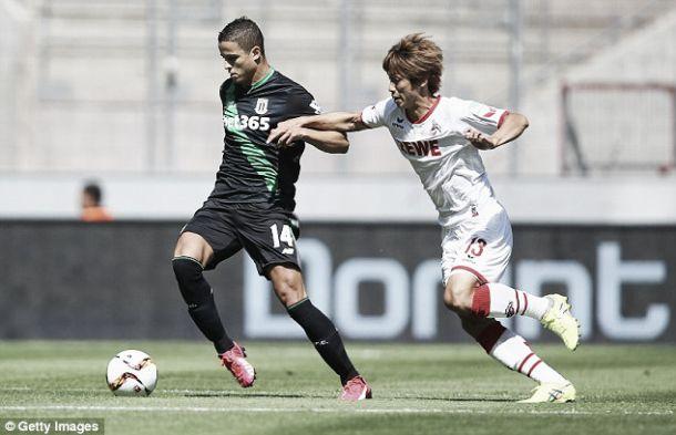 Afellay debuta con los 'potters' en la Colonia Cup