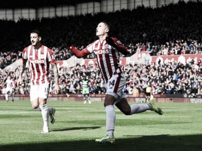 Stoke City 2-2 Swansea City: Potters throw away two goal lead to weaken European aspirations