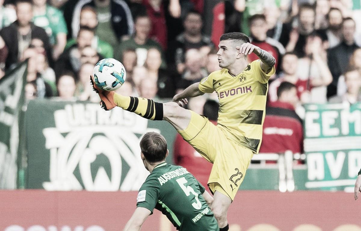 """Mesmo com empate, Peter Stöger elogia desempenho do Dortmund: """"Criamos muitas chances"""""""