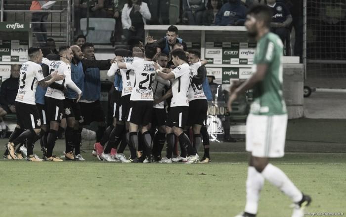 Desacreditado no início, Corinthians fecha ano com melhor aproveitamento em clássicos