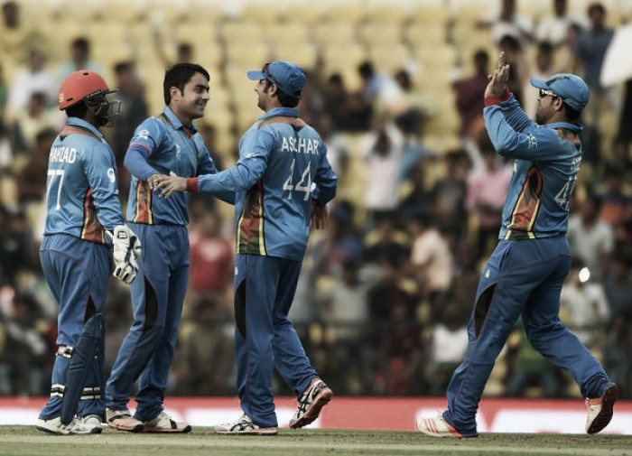 World T20: Afghanistan stun the West Indies to end tournament on a high