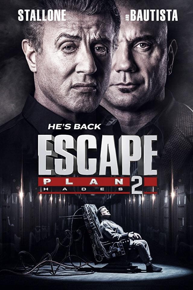 Plan de Escape II: Stallone y Bautista sólo como gancho comercial