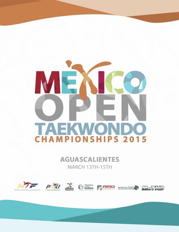 Anuncian Abierto Mexicano de Taekwondo para marzo