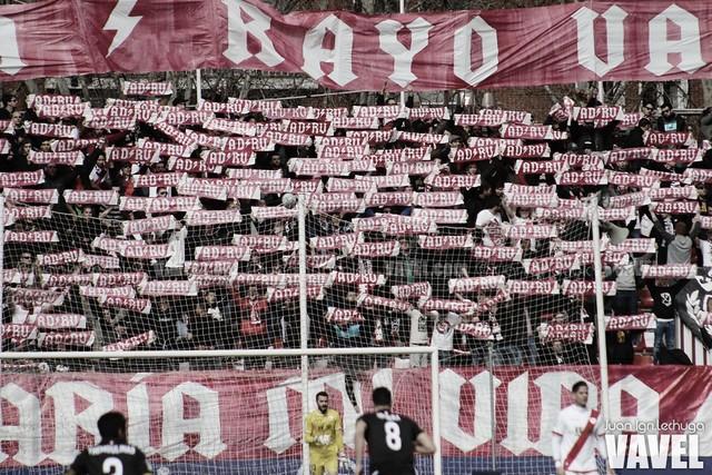 Disponibles las entradas para el Rayo-Almería