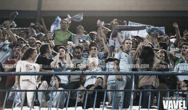Las peñas del Celta se solidarizan con las del Sporting
