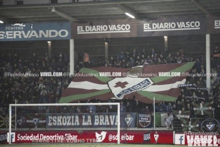 Los abonos del SD Eibar, los más baratos de LaLiga