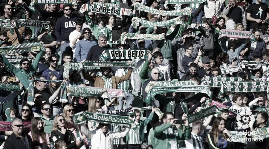 Cristofer, 'presente' en el sufrimiento de los aficionados verdiblancos por el Betis