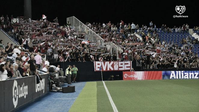 Presentación de los abonos del Rayo Vallecano para la temporada 2019-2020
