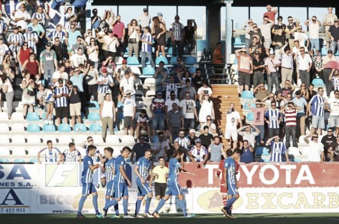 La Deportiva tendrá el apoyo de su afición en Valladolid