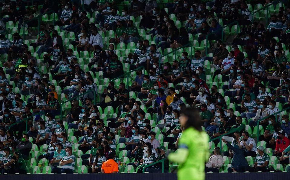 29,402 aficionados volvieron al Estadio Corona durante el Clausura 2021