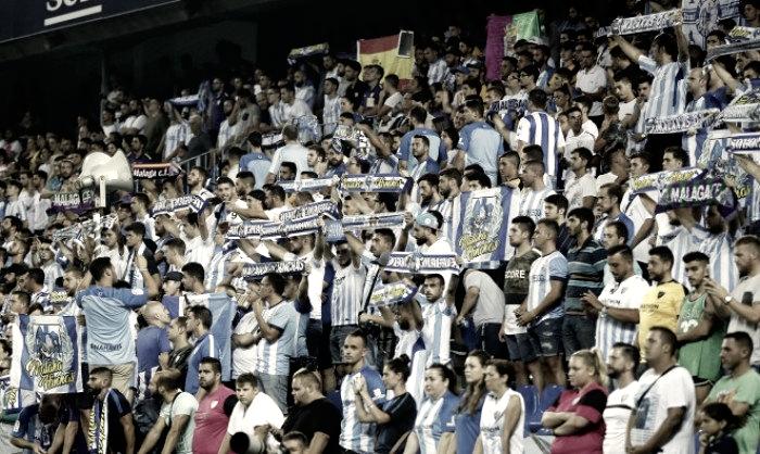 Los antecedentes: El Málaga CF ha sido colista en diez jornadas desde la llegada de Al Thani al club