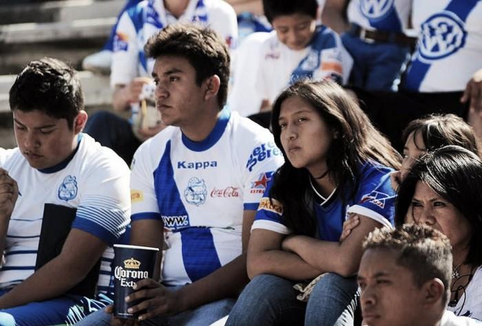 aficionados de Puebla
