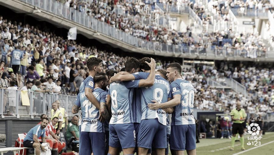 El Málaga CF debe verse en La Rosaleda: Se reactiva la esperanza