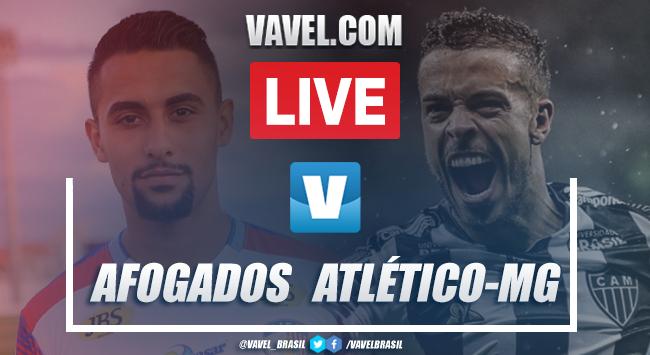 Gols e melhores momentos Afogados 2 (7)x(6) 2 Atlético-MG pela Copa do Brasil 2020