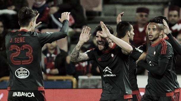Granada – Celta: puntuaciones del Celta, jornada 16 de la Liga BBVA