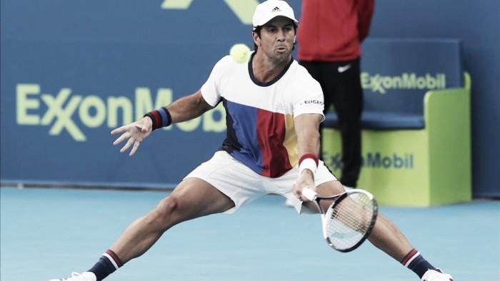Fernando Verdasco se despide de Doha ante un gran Rublev