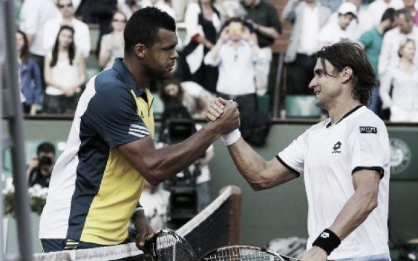 Ferrer y Tsonga, nuevos rostros para el ATP de Buenos Aires