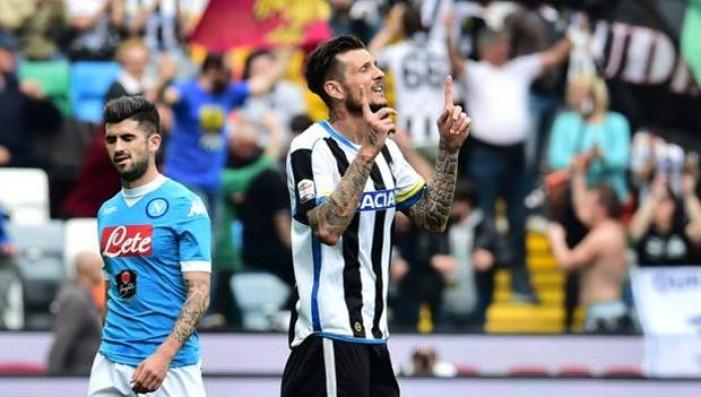 Udinese-Napoli, l'analisi tattica prepartita