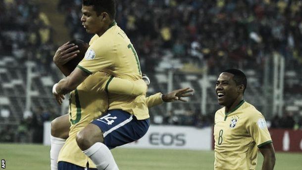 Copa América: Brasil sofre para bater Venezuela e assegura apuramento