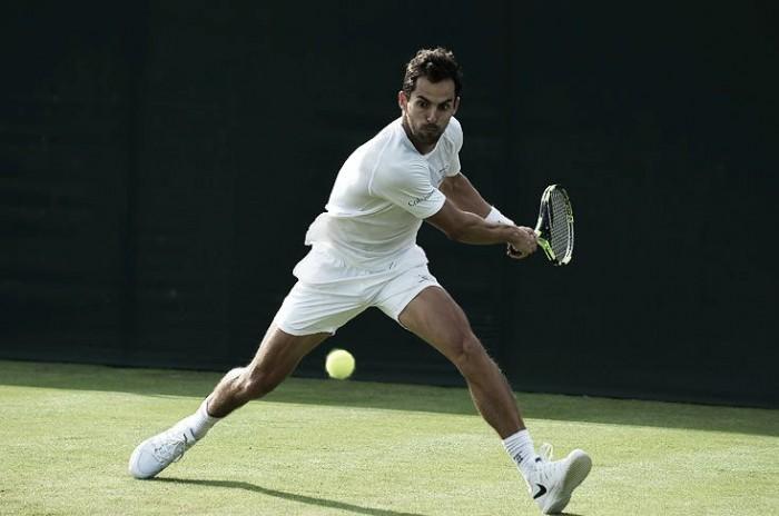 Santiago Giraldo eliminado en primera ronda de Wimbledon