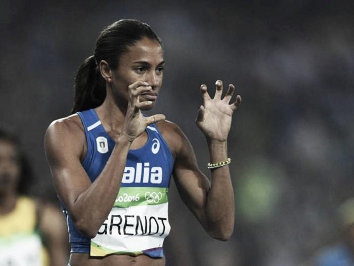 """Rio 2016 - Libania Grenot ottava nei 400m: """"Stagione perfetta"""""""