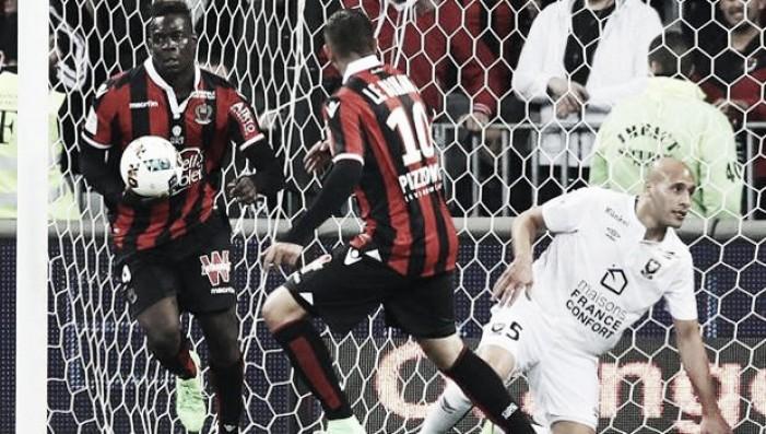 Ligue 1 - Frenata Nizza, il Marsiglia stende l'Angers