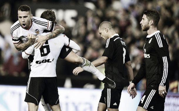 Valência x Real Madrid: Deus Ronaldo cai aos pés de Espirito Santo