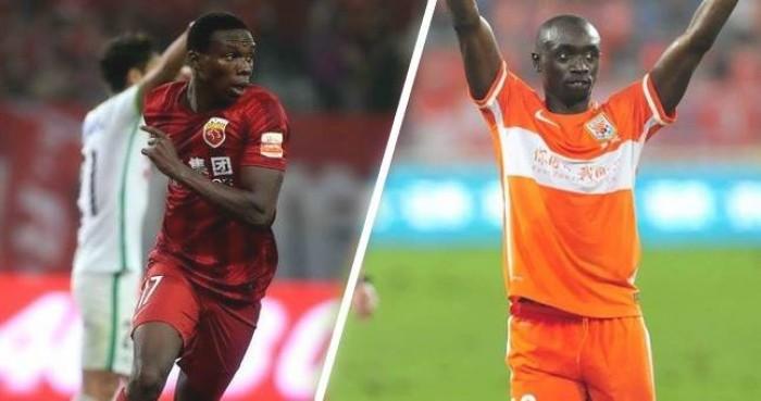 Atacantes africanos ficam fora das listas de Shandong e SIPG na Champions League da Ásia