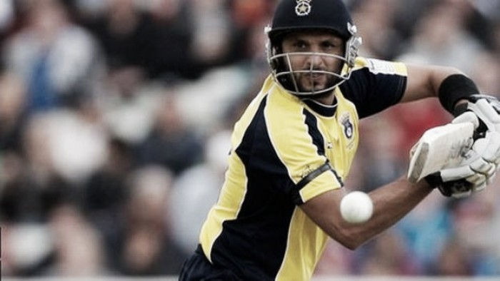 Afridi back at Hampshire for T20 Blast