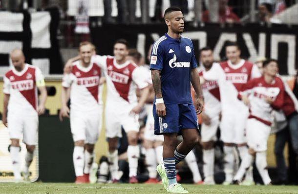 El Schalke da un paso atrás en Colonia