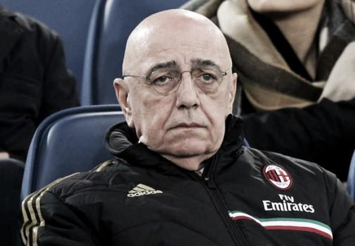 """Milan, parla Galliani: """"Vincere la Coppa Italia cambierebbe la stagione"""""""