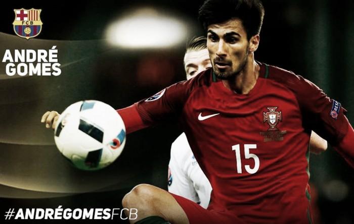 Andrè Gomes, l'ultimo colpo di un Barça che guarda al futuro