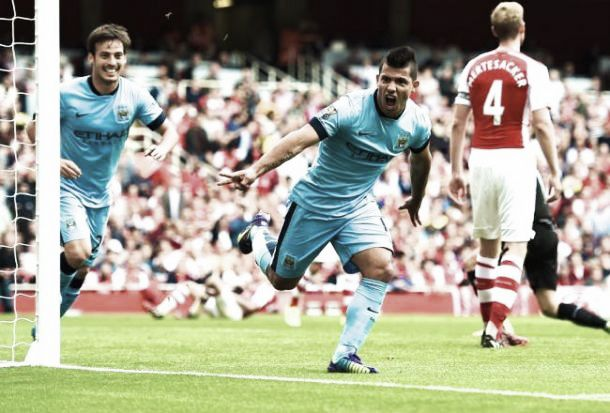 Manchester City - Arsenal: Predicted Manchester City XI