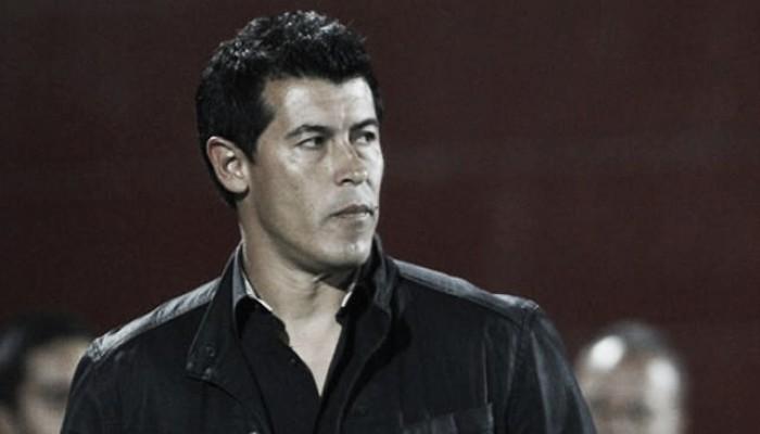 """Almirón: """"En la final prefiero a Godoy Cruz"""""""