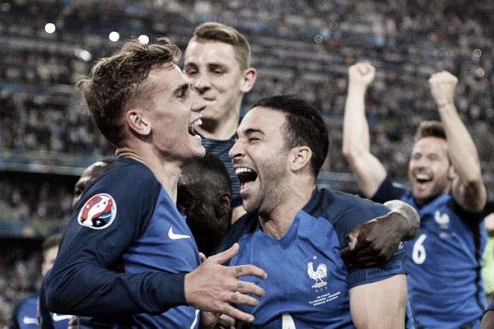 Germany 0-2 France: Griezmann double sinks German hopes of European glory
