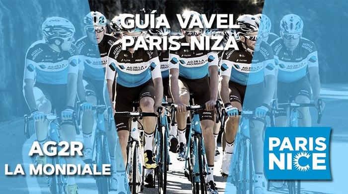 Guía VAVEL: París-Niza 2019. AG2R La Mondiale