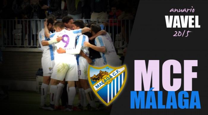 Málaga CF 2015: un año controvertido