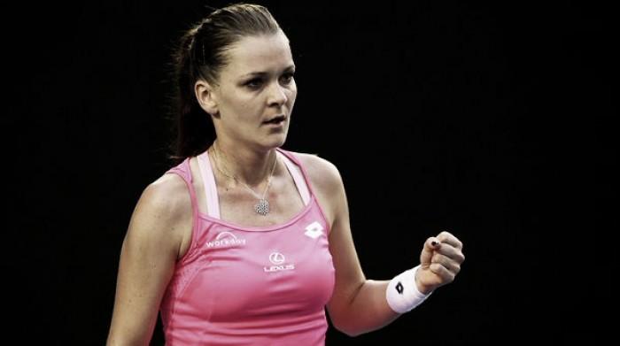 Actualización ránking WTA 22 de febrero de 2016: Radwanska sube al podio del tenis femenino
