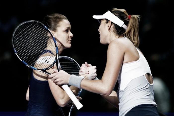WTA Finals Round Robin preview: Garbiñe Muguruza vs Agnieszka Radwanska