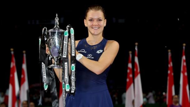 2015 Season Review: Agnieszka Radwanska