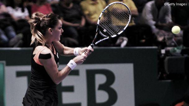 Radwanska cae derrotada en Estambul