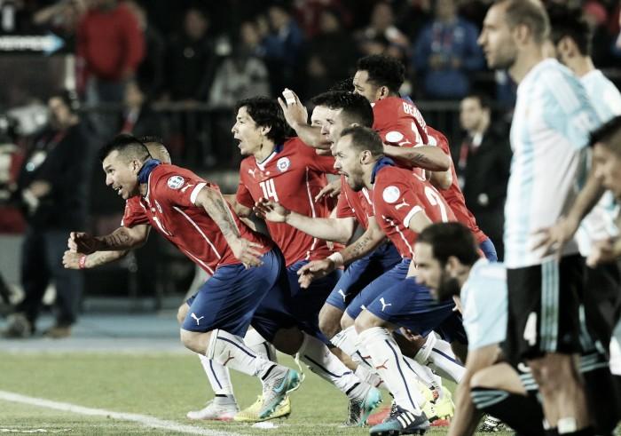 Copa America Centenario: Familiar foes square off in New Jersey for title