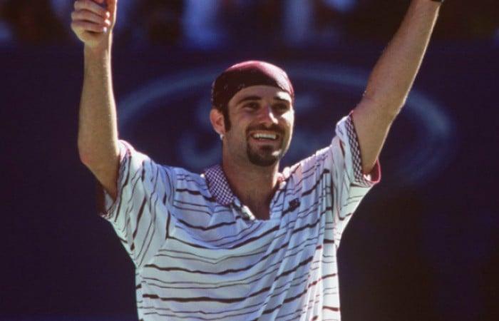 1995 Australian Open Look Back: Agassi Wins in Debut