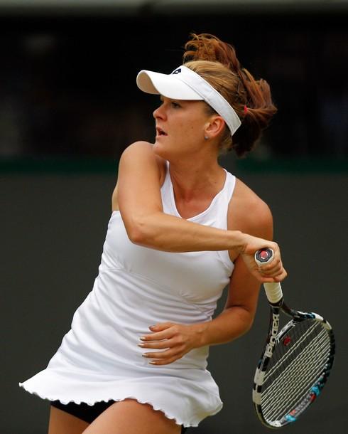 Wimbledon: Lección de 'la profe' Radwanska para meterse en la final