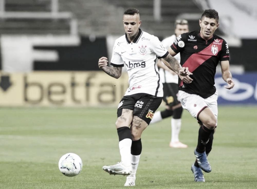 Com estreia de técnicos, Corinthians e Atlético-GO se enfrentam pelo Brasileirão