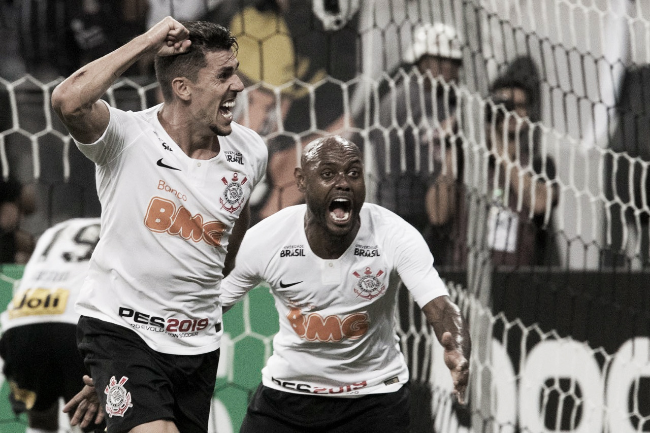 Resultado Corinthians 1x0 Oeste no Campeonato Paulista 2019