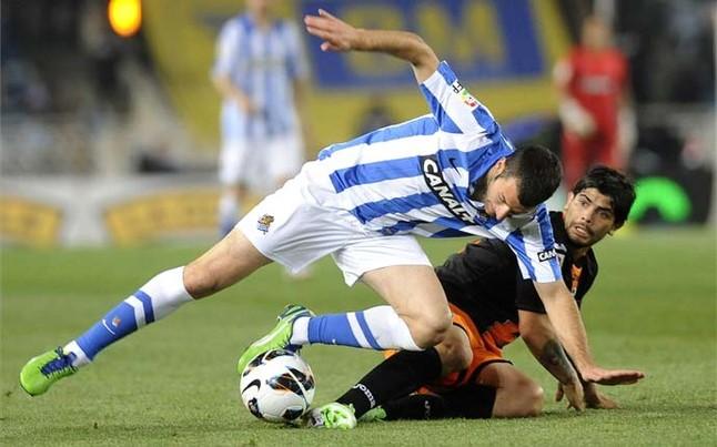 J33: La Real Sociedad prend le large sur Valence